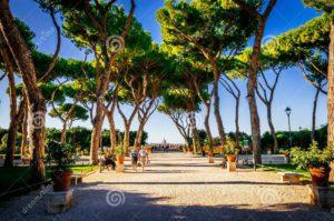 The Orange Garden Rome