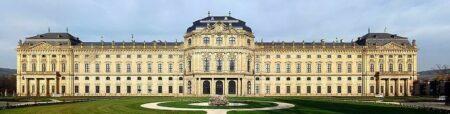 Prince Bishops Palace Wurzburg